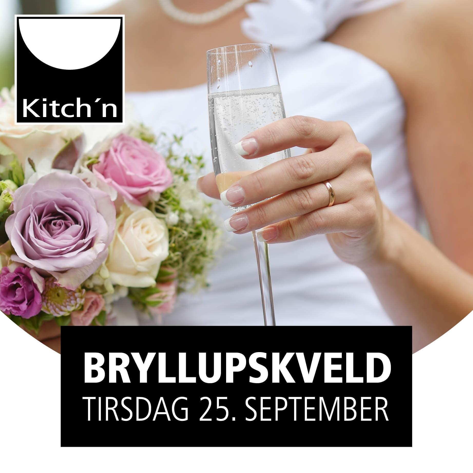 Bryllupskveld bryllupsmesse kitch´n