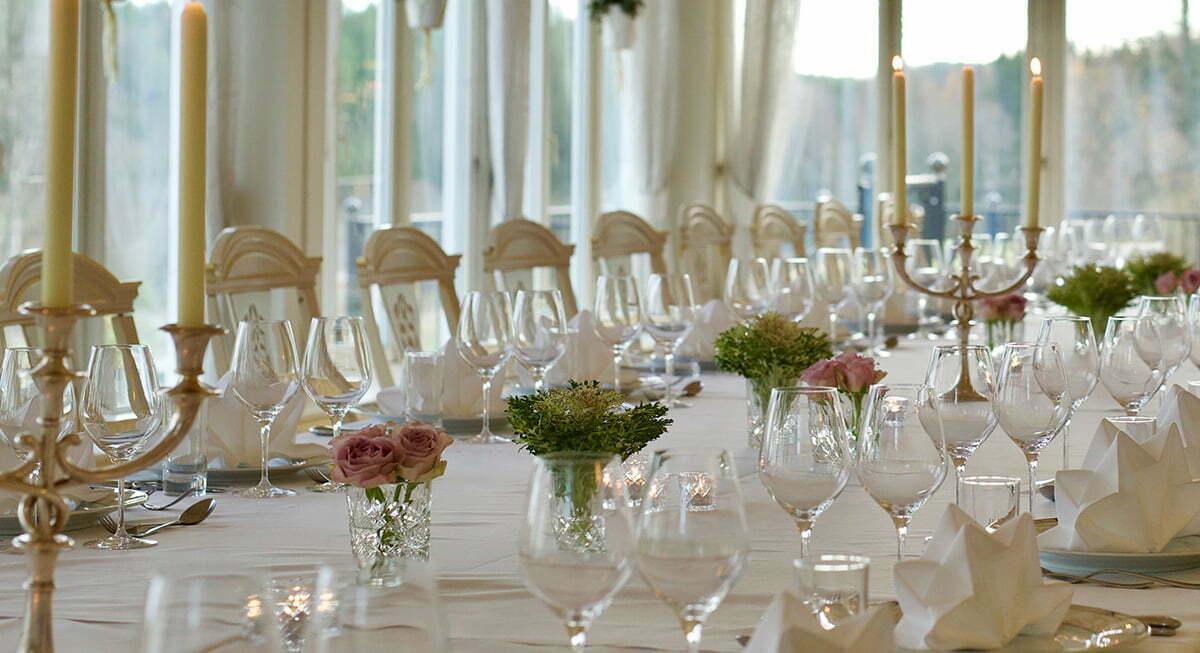 Restaurantstuene selskapslokaler Oslo